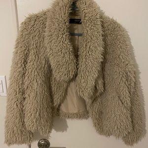 Zara Sherpa Jacket